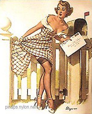 elvgren$Miss_Sylvania_6_1950s